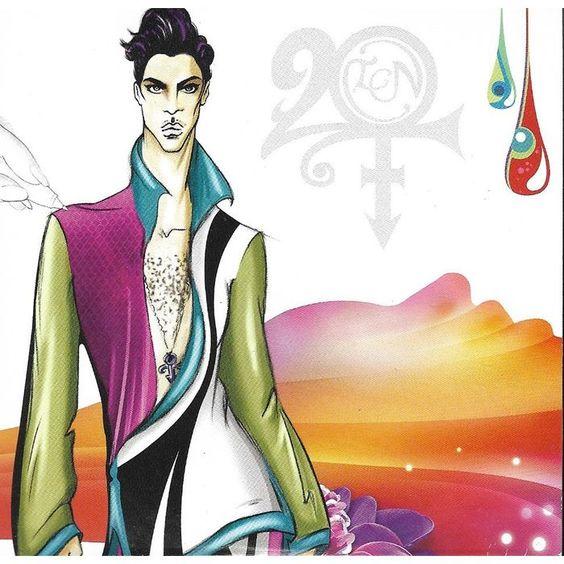 PRINCE<>2010 (Twenty Ten)<>10 TRACK PROMO CD Listing in the…