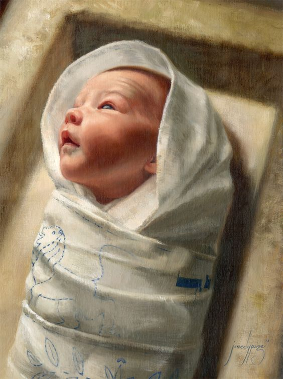 Little Lamb | Jenedy Paige - A new take on the birth of the savior, based on historical facts regarding the culture of the Jews in Israel.  (Read the article):
