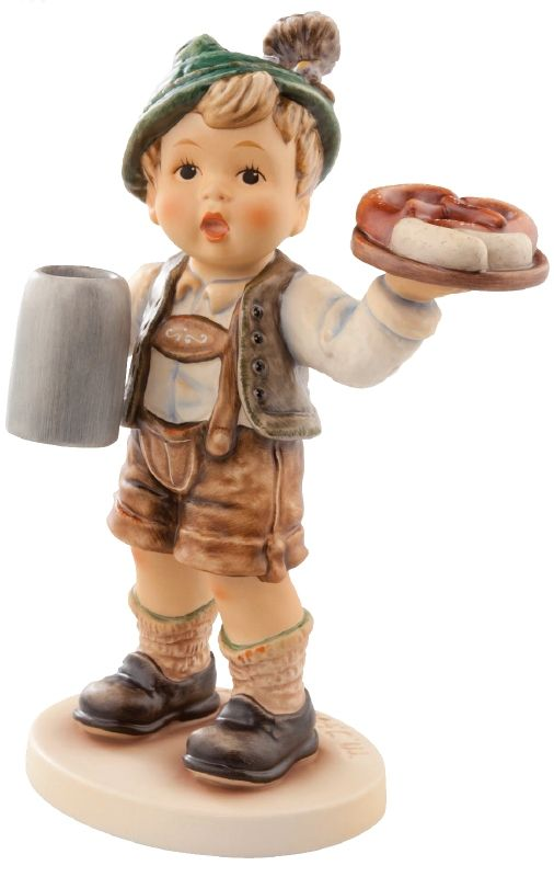 MI Hummel Country Figurine Hummel Figurine 232344
