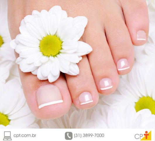 Saiba como cuidar dos seus pés no verão #cursoscpt