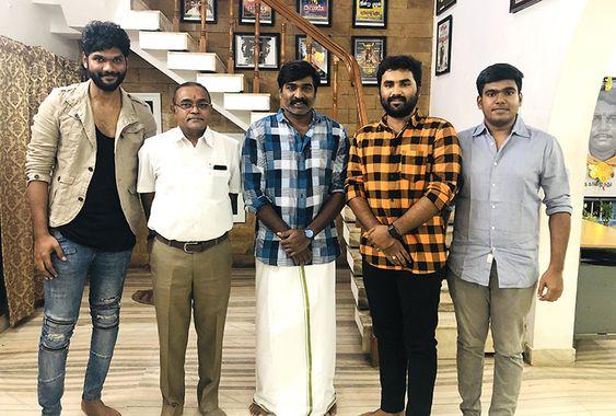 Chandaraa  Arts ropes in Vijay Sethupathi for their upcoming mega budget movie