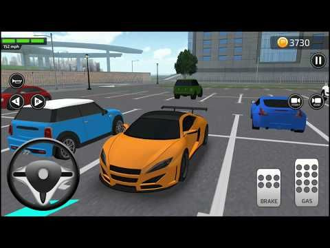 Parking Frenzy 2 0 3d Game Car City Driving Android Ios Gameplay Hd 2 Youtube In 2020