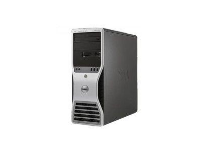 Die #Precision T5400 Tower #Workstation von #Dell bietet Ihnen die Leistung, Zuverlässigkeit und Skalierbarkeit, die Sie für Ihre speziellen Anwendungen benötigen. Jede anspruchsvolle Arbeit wird mit einer Workstation einfacher, da sie ein hohes Leistungsniveau bieten und bestens für derartige Aufgaben gerüstet sind. Die gebrauchte Dell Workstation wurde von uns vollständig überprüft und ist somit sofort einsatzbereit.