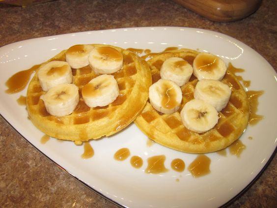 Check out this fun Eggo recipe idea I found in The Eggo Your Way Contest gallery! Its my recipe.