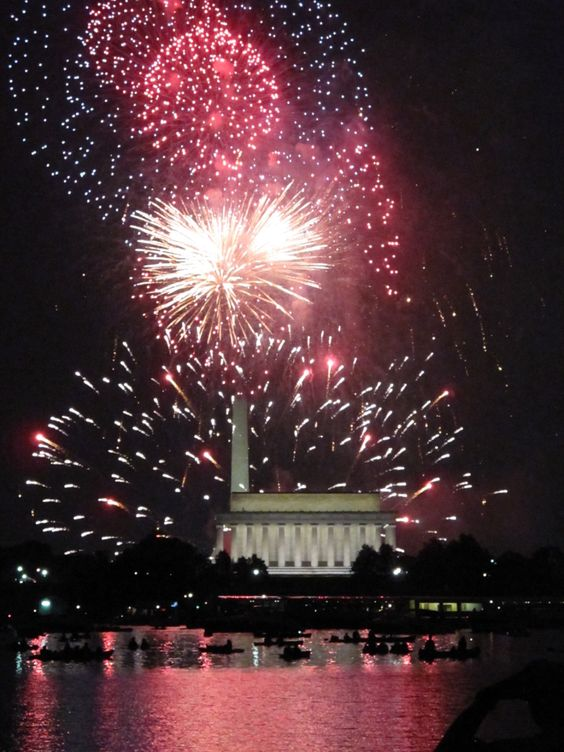 4th of july washington dc 2015