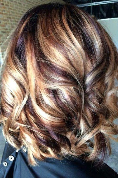 32 Fun Summer Hair Colors For Brunettes Blondes 2019 Summer Hair