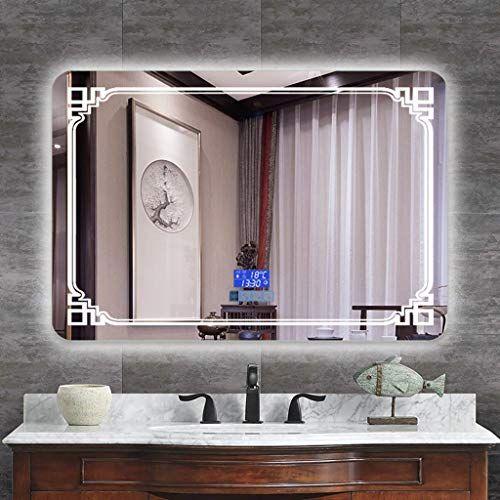 Pin By Baniga On Utri 2 Backlit Bathroom Mirror Bathroom Mirror Traditional Mirrors