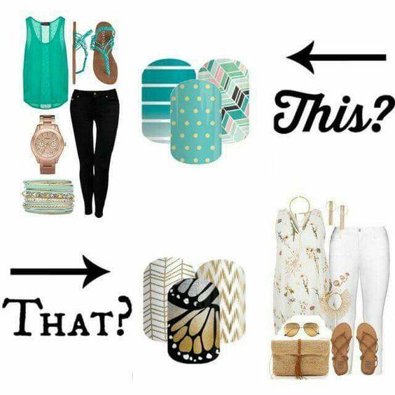 Jam your own style! www.nyki.jamberry.com/au/en