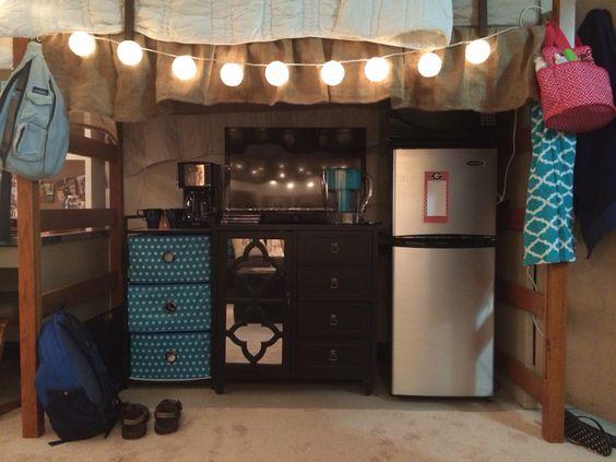 Decorating Ideas > Pinterest • The World's Catalog Of Ideas ~ 232709_Dorm Room Setup Ideas