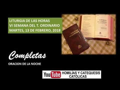 El Rincon De Mi Espiritu Liturgia De Las Horas Completas