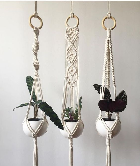 40+ Macrame Plant Hanger Exposed