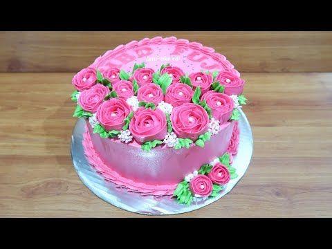Youtube Kue Kue Ulang Tahun Menghias Kue