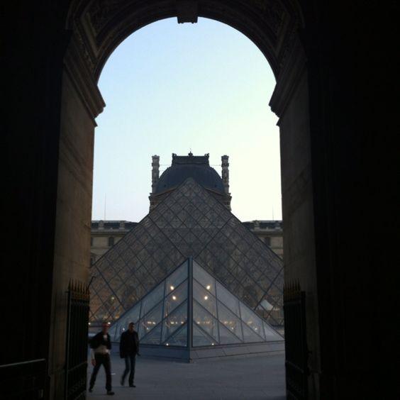 De Louvre Museum