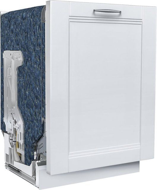 Best Buy Bosch 300 Series 24 Custom Panel Dishwasher With Stainless Steel Tub Custom Panel Ready Shvm63w53n Steel Tub Tub Cool Things To Buy