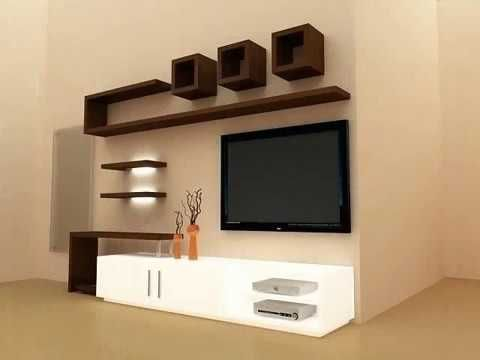 50 Modern Tv Stand Design Ideas That Fit Any Home Modern Tv Wall Units Wall Unit Designs Tv Unit Furniture
