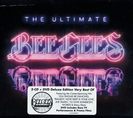 Bee Gees - The Ultimate Bee Gees (2009)