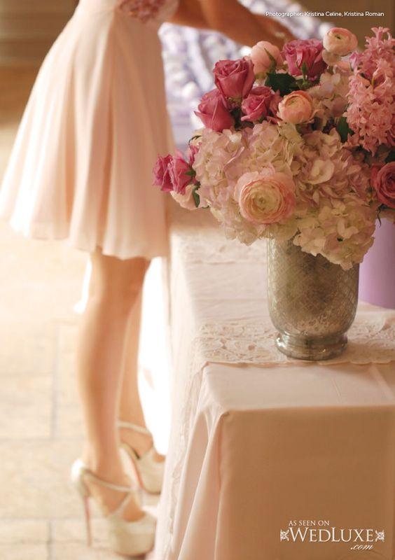 Love this! #Heels #Wedding #Bouquet