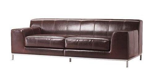 Schones Ikea Sofa Leder In 2020 Sofa Furniture Home Decor