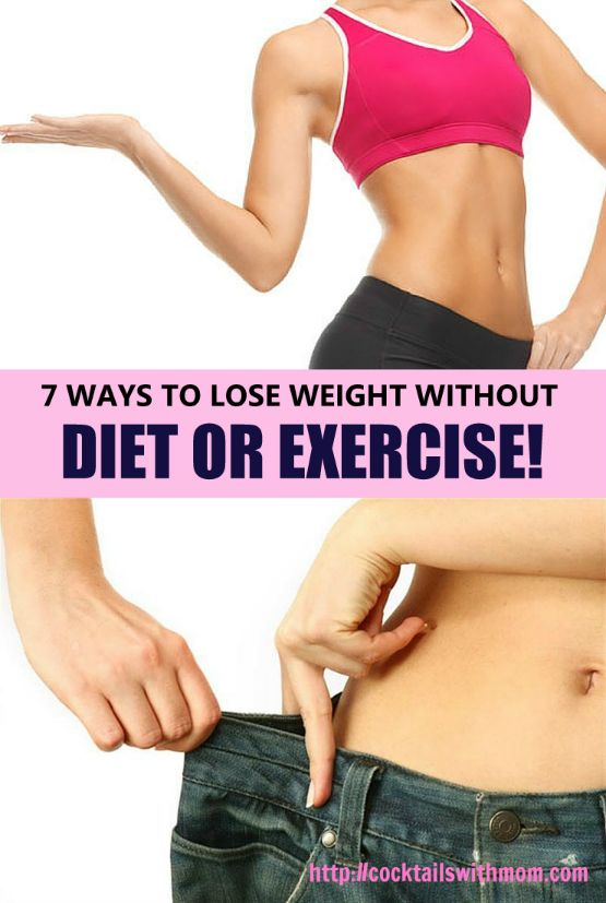 best ways to lose weight exercises