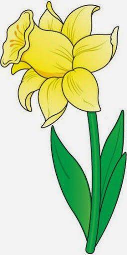 Maestra De Infantil Plantas Y Flores Para Colorear Igual