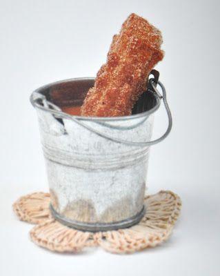 Blog da Roberta Giovaneli  Churro with Condensed Milk
