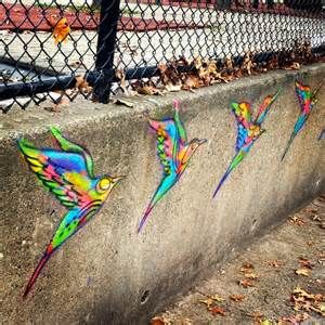 didn't realize how much amazing street art ( aka graffiti ) is all ...
