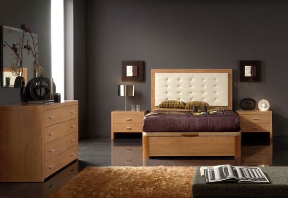 This is a cute set too. I like the headboard a lot. I think there is underbed storage too.