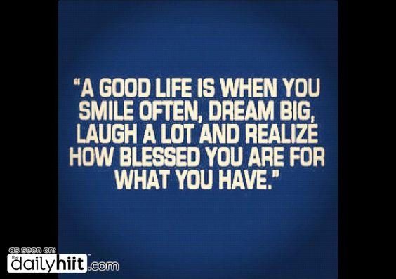 Feel Good | The DailyHiit