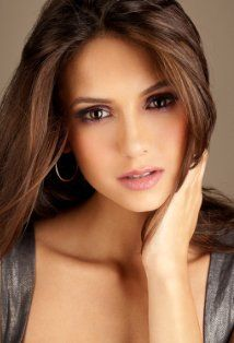 Nina Dobrev from the Vampire Diaries is the inspiration for Elisabeth Aday, the heroine of my Love Inspired Suspense novel coming out in December 2014, Treacherous Intent.
