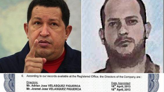 La Fiscalía venezolana acusó al empresario Josmel Velásquez Figueroa y a su madre Amelis Figueroa, mencionados en los denominados Panamá Papers, por presunta legitimación de capitales y