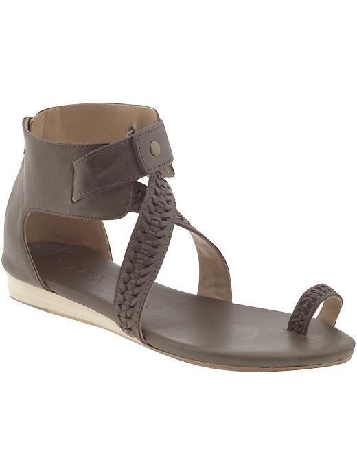padang flats sandals ++ fiel