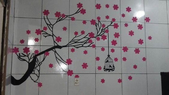 Adesivo para parede DIY