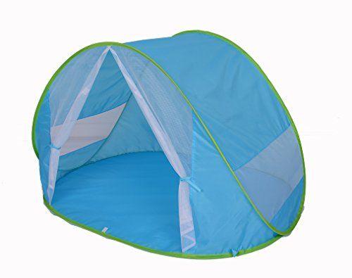 Tente De Plage Bébé Protection Uv 50 Maximal Avec