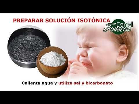 Remedios caseros para la nariz tapada de los bebés