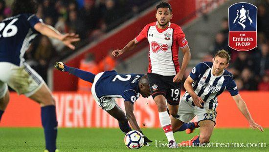 Southampton Vs West Brom West Brom Southampton English Premier League