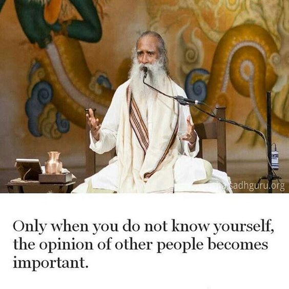 ❗️Only when...🔥 #guru #sadhguru #quotes #trend #website #powerful #isha #india #youtubechannel #energy #education #frustraition…