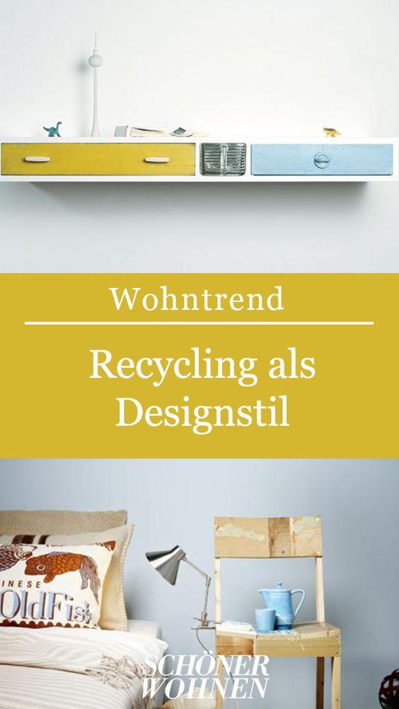 Recyclingmobel Wohnen Haus Deko Und Recycling Mobel