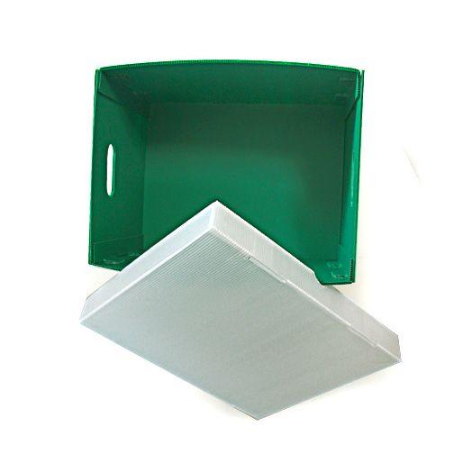 Hot Sale Seafood Polypropylene Pp Plastic Corflute Box Manufacturer Corrugated Plastic Signs Corrugated Plastic Plastic Sheets