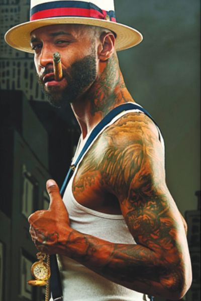 I love, Ink and Joe budden on Pinterest