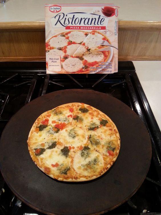 New favorite: Ristorante frozen pizza! #GotItFree