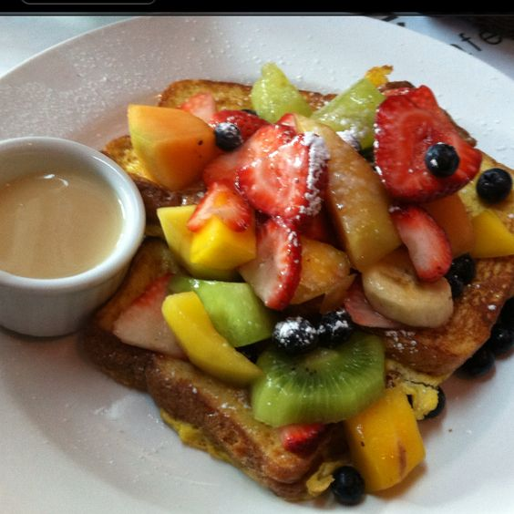 French Toast!! #breakfast #eggspectation  @ eggspectation Montreal best breakfast place