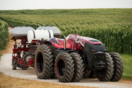Les agriculteurs ont enfin leur tank : ce monstre robotique va labourer leurs…