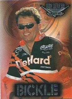 Rich Bickle Wheels High Gear 1998 Card No. 42  Nascar  http://www.webstore.com/store,pgr,Motor-Racing,category,1551,parent_id,181753,user_id,shop