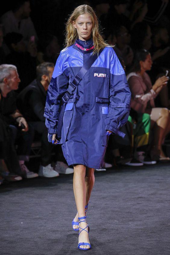 Fenty x Puma Spring/Summer 2018 Ready-To-Wear Collection