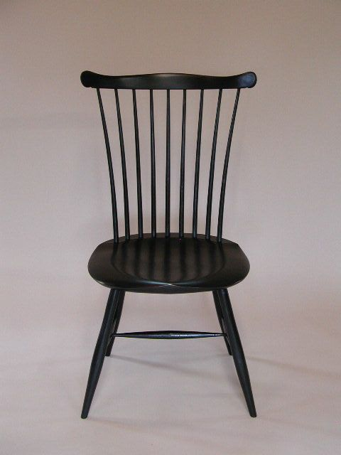 Modern Shaker Style Kitchen: Windsor Rocking Chairs, Shaker