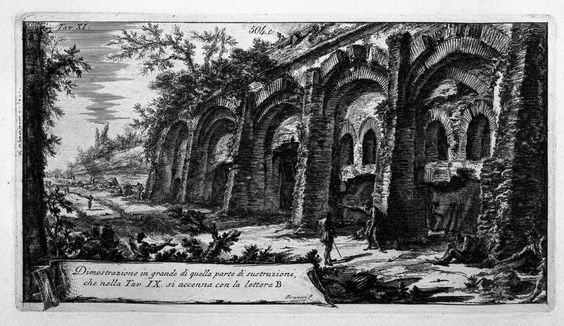11-051б Giovanni Battista Piranesi (1720—1778)