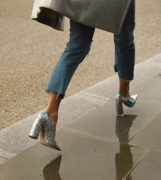 The Best, Worst, Craziest Street-Style Shoes From Fashion Month: Biggest Regret: