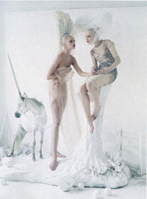 Tim Walker. Vogue US. May 2012.