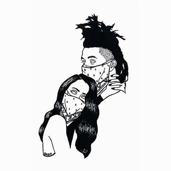 Lana del rey x the weeknd art lana del rey art for Lana del rey coloring pages