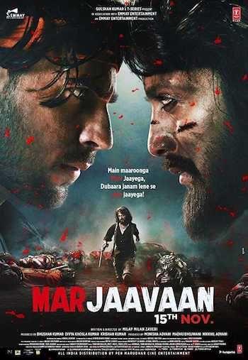 Download Marjaavaan 2019 Hindi 720p 480p Pdvdrip Filmyzilla Hd Movies Download Full Movies Download Bollywood Movies Online